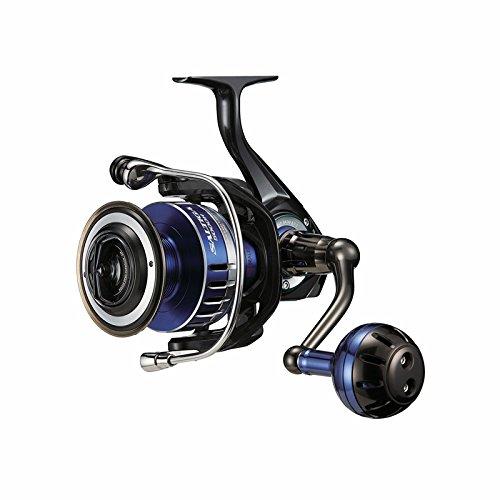 Daiwa SALTIGA6500H Saltwater Spinning Fishing Reel, 25-30 lb, Blue Review