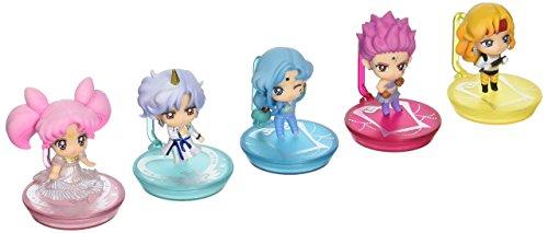(Megahouse Sailor Moon Super S Petit Chara Figures Set)