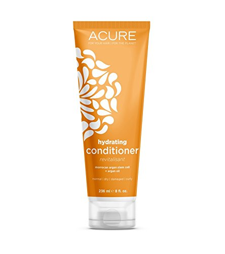 Acure Mega Moisture Conditioner - Argan Oil & Pumpkin, 8 Fluid Ounces (Packaging May Vary)