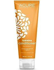 Acure Mega Moisture Conditioner - Argan Oil & Pumpkin, 8 Fluid Ounces (Packaging May Vary)