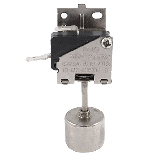 Switch Omni Directional (AC 125/250V 16A T125 Electric Room Heater Safety Tip Over Micro Switch)