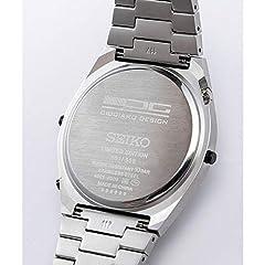 nano universe x Seiko x Giugiaro Design SBJG005 6708237068: Silver