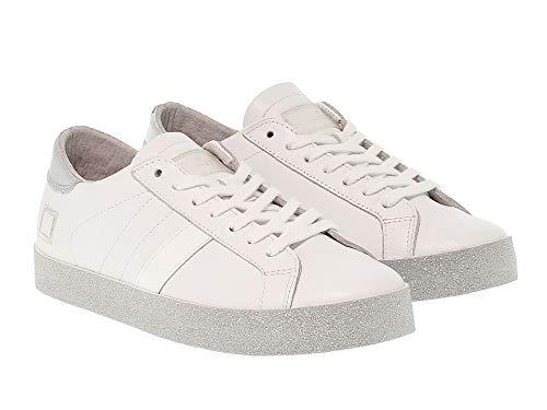 Bianco Sneakers e D a t Hlprgl Donna Pelle 160F40qn