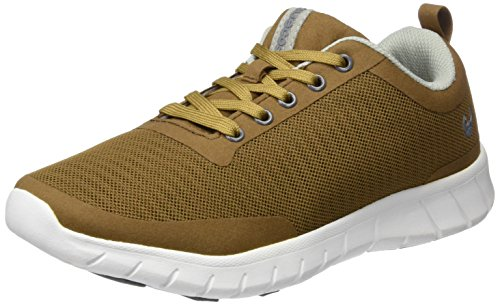 Adulto de Alma Unisex Deporte Marrón Zapatillas Brown Suecos 6qXPfzx