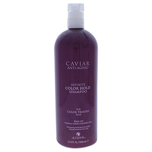 Alterna Caviar Infinite Color Hold Shampoo Conditioner Liter