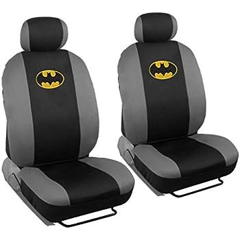 Amazoncom Original Batman Seat Covers for Car SUV  Universal