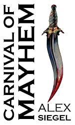 Carnival of Mayhem (Gray Spear Society Book 2)