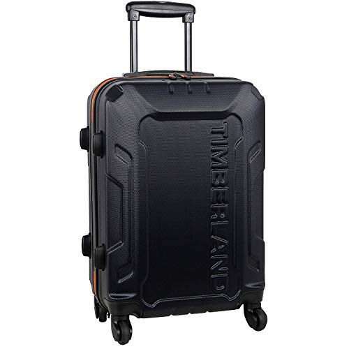 Timberland 21' Hardside Expandable Spinner Carry On Suitcase, Dark Sapphire