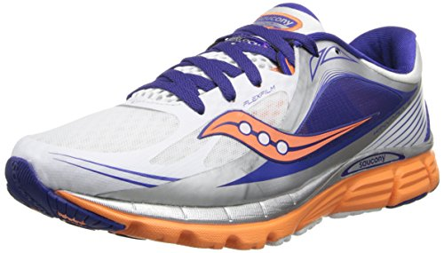 Running 10 White M US White Shoe 5 Twilight Sunset Twilight Sunset Kinvara Women's Saucony R86Fxwqnt