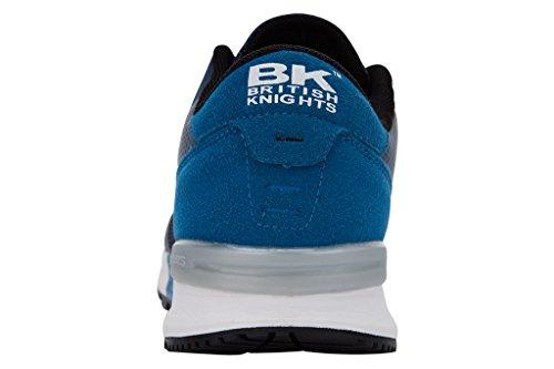 petróleo Zapatillas British Azul Mujer Impact azul Knights wq8aBp