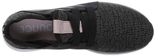 Adidas Donne Lux Bordo W Scarpa Da Corsa Nucleo Nero, Vapore Met.fabric Grigio, Orchidea Tinta S