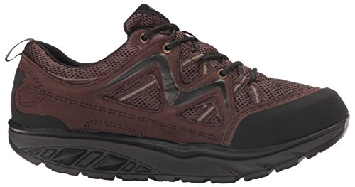 Uomo Multisport GTX Hodari Scarpe Outdoor Marrone Black MBT qZwXx6vAA