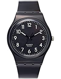 [SWATCH] Swatch watch GENT (stringent) BLACK SUIT GB247T [regular imported goods]