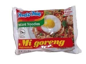 Amazon.com : Mi Goreng Instant Noodles : Packaged Asian