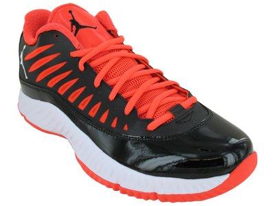 9bae11fb7a26 Nike Jordan Super Fly Low BLACK BRIGHT CRIMSON  WHITE   540203-009 ...