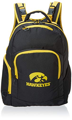 Lil Fan Diaper Backpack Collection, Iowa - Backpack Hawk Girls For