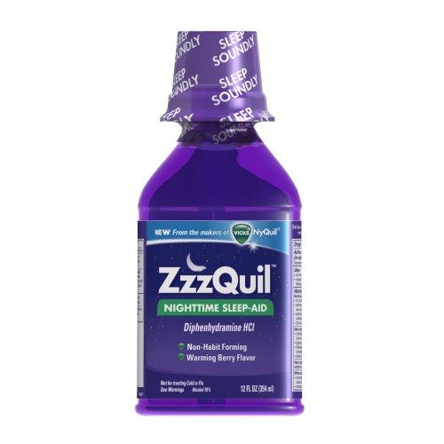 Zzzquil Nighttime Sleep-Aid Flavor