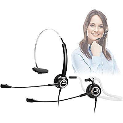agptek-noise-canceling-headset-convertible