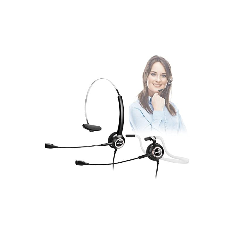 agptek-noise-canceling-headset-convertible
