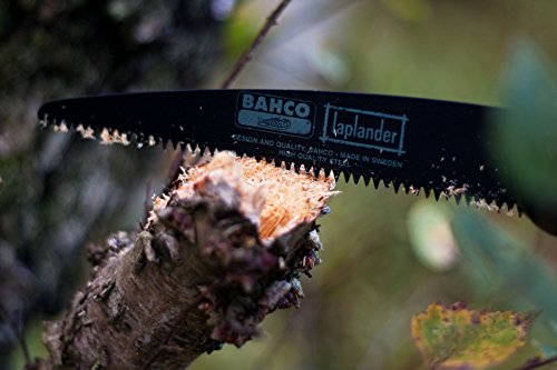 Bahco 396-LAP Laplander Folding Saw, 7-1/2 -Inch Blade, 7 TPI