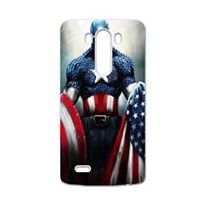 Capital American Fashion Comstom Plastic case cover For LG G3