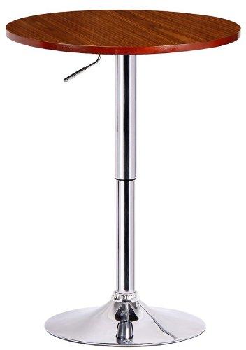 Boraam 99632 Runda Adjustable Pub Table by Boraam