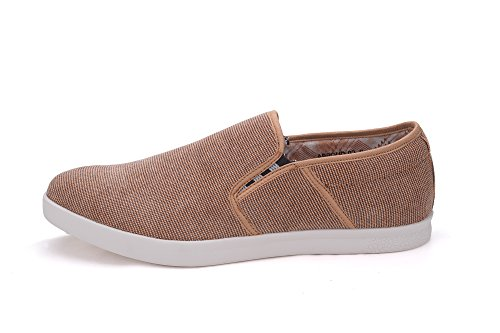 Beverly St Mens Mockasiner Trasa Finskor (abbound02) Tan