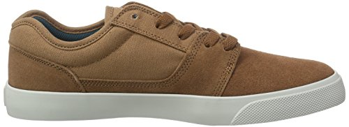 Marron DC Brown Homme Tonik Tan Sneakers Basses Shoes XrqawSX