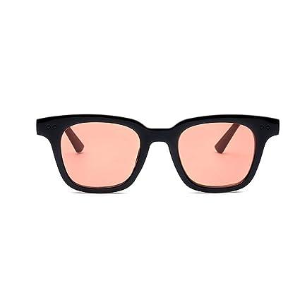 Li Kun Peng Gafas De Sol con Cuadrados Negros Que No Se ...