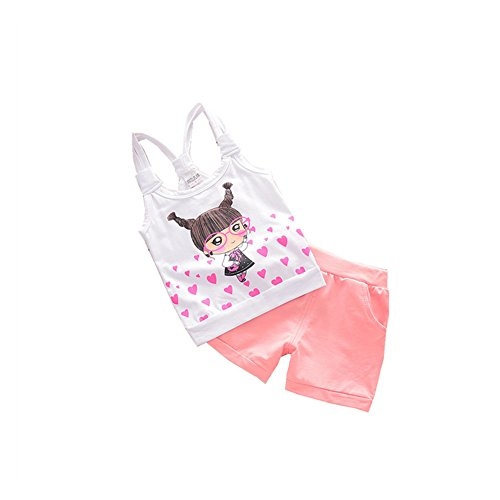 ftsucq-little-girls-cartoon-glasses-heart-vest-with-shorts-two-pieces-setswhite-100