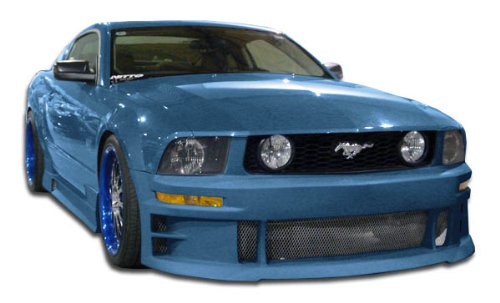 Duraflex ED-ZHY-331 GT Concept Body Kit - 4 Piece Body Kit - Compatible For Ford Mustang 2005-2009 ()