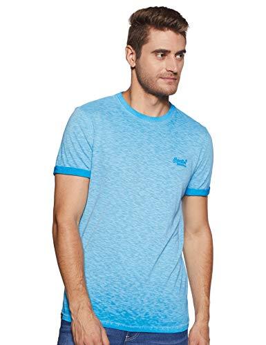 Superdry Herren Low Roller Tee T-Shirt