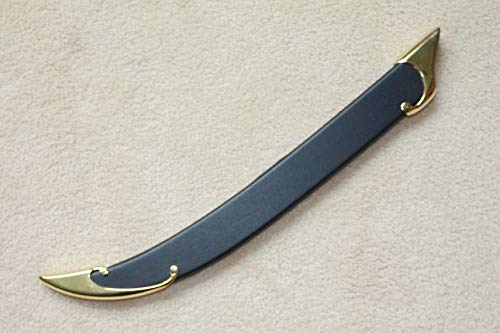 S0100 Movie Lord of The Rings Leather Scabbard for Legolas ELF Pole Sword -