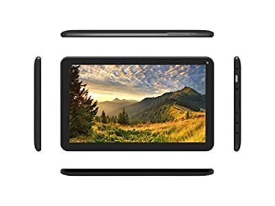 """Astro Tab A924 - 9"""" Quad Core Android 5.0 Lollipop Tablet, 1GB RAM, Google Play pre-loaded, 8GB Storage, Dual Cameras, Wi-Fi, Bluetooth, 1024x600 9 inch HD screen, HDMI (This new model was released in June 2015)"""