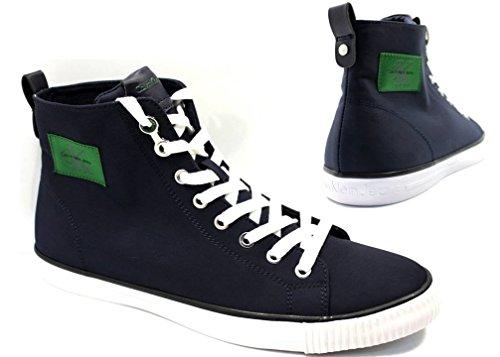 Calvin s0540 Nylon Andis Blau Herrenjeans 2922 Klein Indigo Blau Nylon Schuhe qXaq1rw