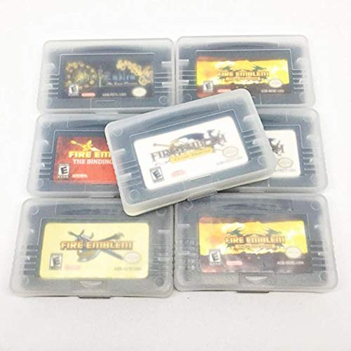 32 Bit High Quality for Fire Emblem Series 7 Games Games English Edition Video Game Cartridge - Vesion The Binding Blade - MD card Game Card For Sega Mega Drive For Genesis