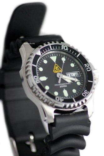Cressi Sub Pro 200 Professional - Reloj para submarinistas