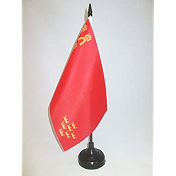Amazon.com: AZ FLAG - Bandera de mesa de Galicia de 8.3 x ...