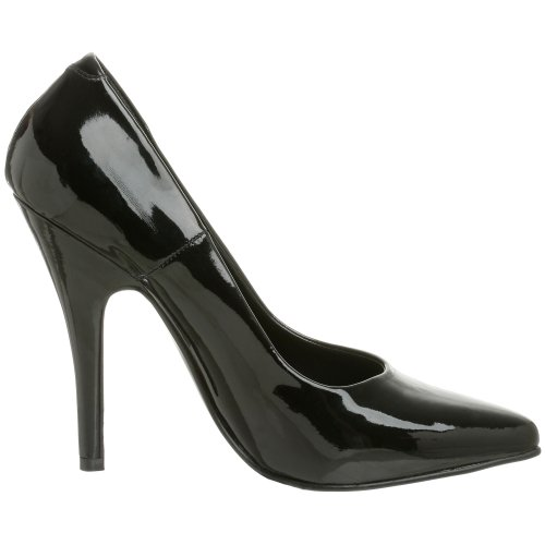 Pleaser Seduce Women's pat 420 Pump black 6RA6qzf
