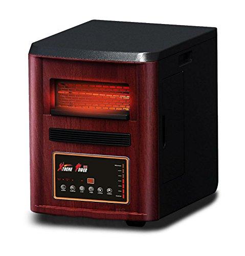 (4 in1 1500W watt Quartz Infrared Heater Humidifier Plasma Inverter Air purifier)