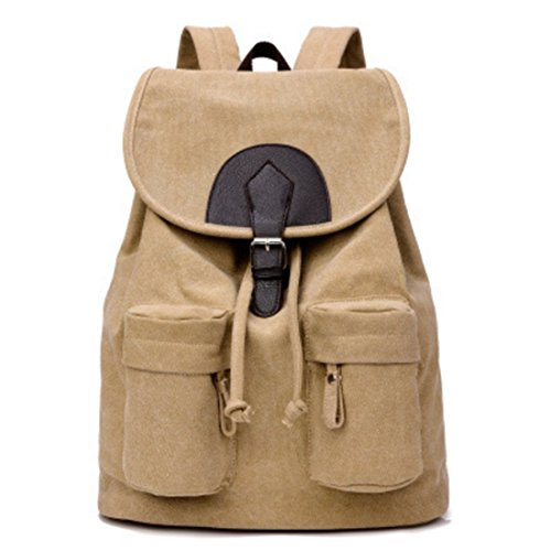sfpong - Bolso mochila  para mujer, caqui (caqui) - SFPONGF20451E caqui