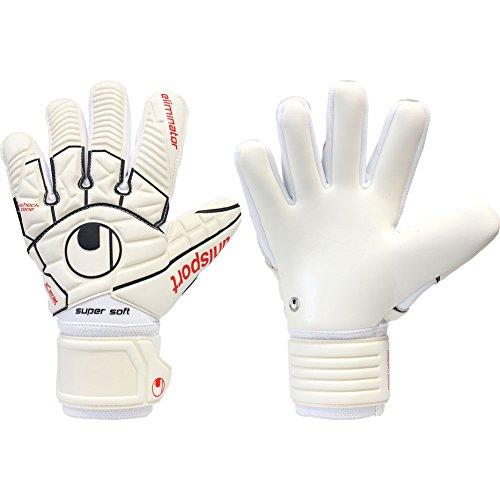- Mens UHLSPORT ELIMINATOR COMFORT HN Goalkeeper Gloves For Soccer