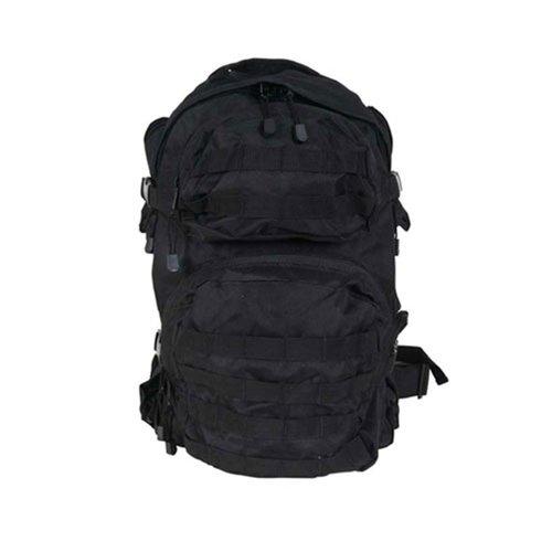 NCStar Tactical Backpack, Black – Backpacks – Daypacks, Outdoor Stuffs