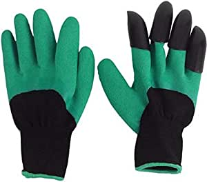 Digging gloves Garden gloves outdoor garden planting general protective gloves