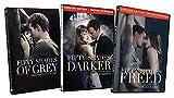 Fifty Shades Of Grey / Fifty Shades Darker / Fifty Shades Freed