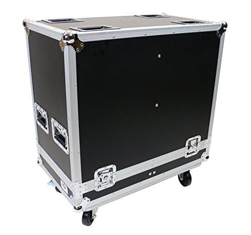 OSP Cases | ATA Road Case | Speaker Case for (2) JBL PRX712 Speakers | ATA-PRX712 by OSP