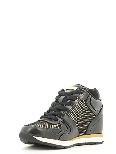 Fllc23 Guess Women's Ele12 Trainers Black wH6SqxAH