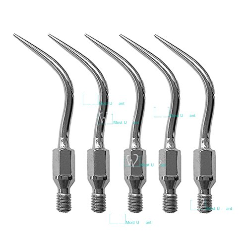 5pcs MUW® Dental Air Scaler Scaling Tip KAVO SONICflex Style #GK7 Compatible with KAVO SONICflex