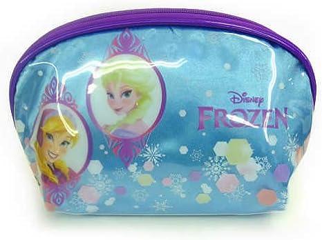 Frozen El Reino del Hielo - Disney Estuche, bolsa, bolso de Lápices, bolis, escuela, maquillaje, cosméticos (Importación de Japón): Amazon.es: Juguetes y juegos