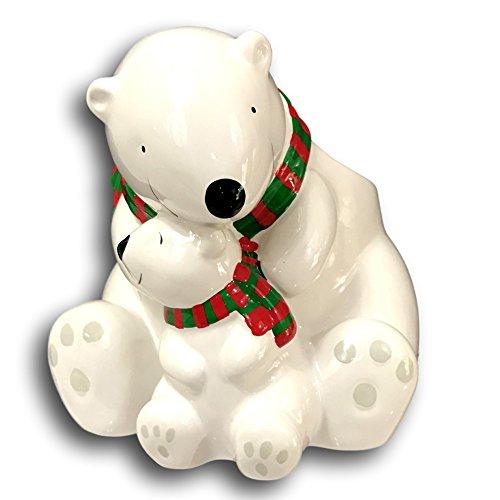 mama-and-baby-polar-bear-snack-treat-jar-bowl-flower-vase-decorative-ceramic